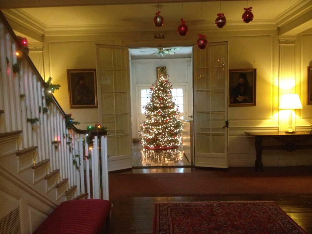 Christmas at the Chancery