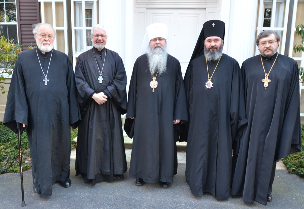 Abp Justinian Visits Chancery