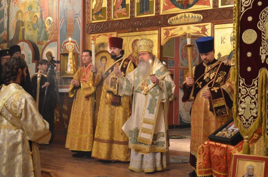+Tikhon Enthronement Vigil
