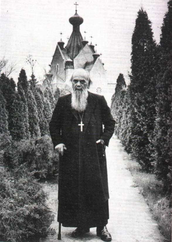 St. Nikolai Velimirovic