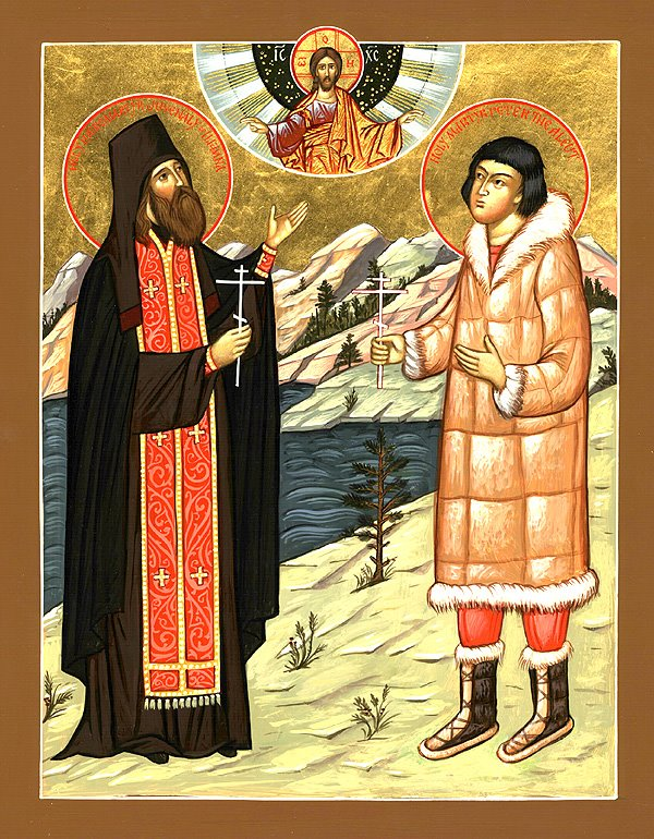 St. Peter the Aleut