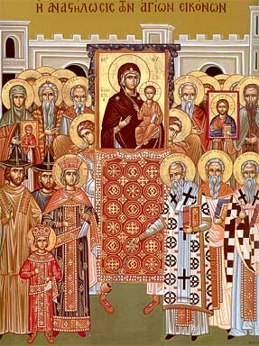 Sunday of Orthodoxy