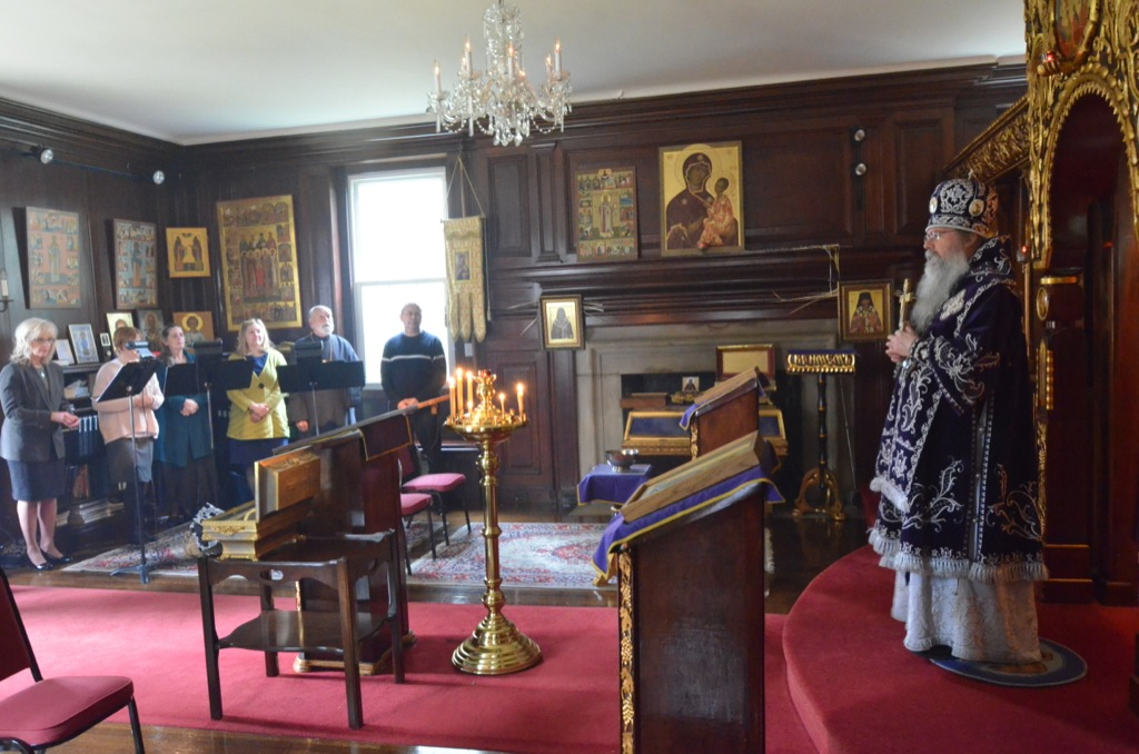 Presanctified Liturgy