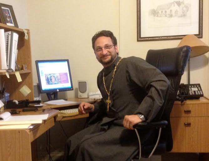 Fr Eric G Tosi