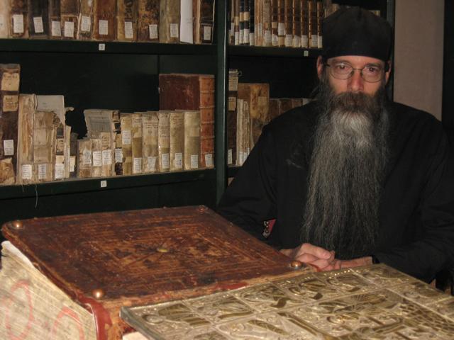 Archimandrite Justin Sinaites