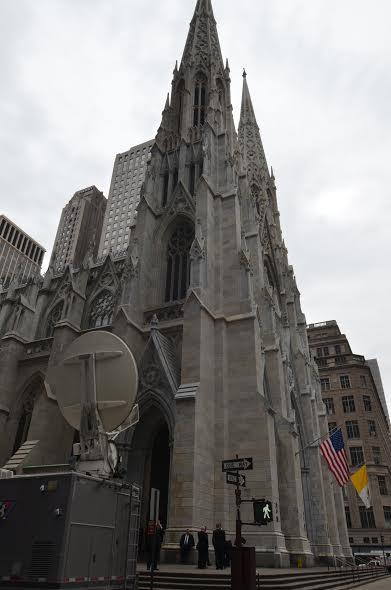 Cardinal Egan funeral