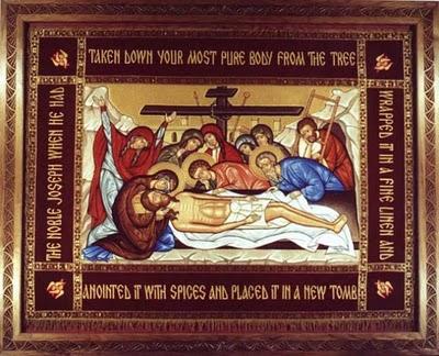 Tomb Christ