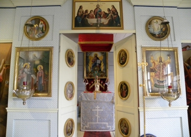 Annunciation of the Theotokos Chapel
