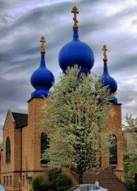 Intercession of the Holy Virgin Church