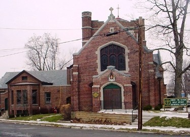 Christ the Savior / Holy Spirit Church
