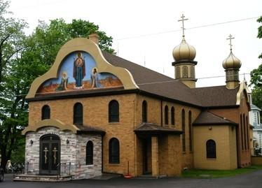 St. Tikhon of Zadonsk Monastery
