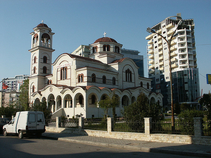 The Church of Albania