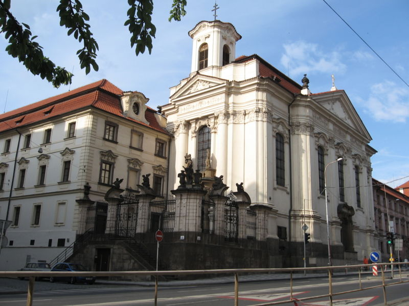 The Church of the Czech Lands and Slovakia