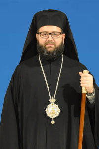 The Right Reverend Andrei