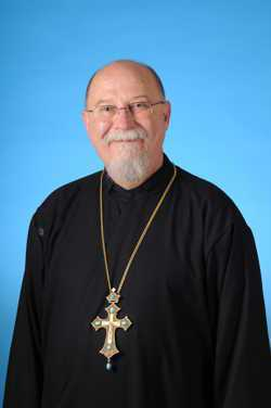 Father Ken Stavrevsky
