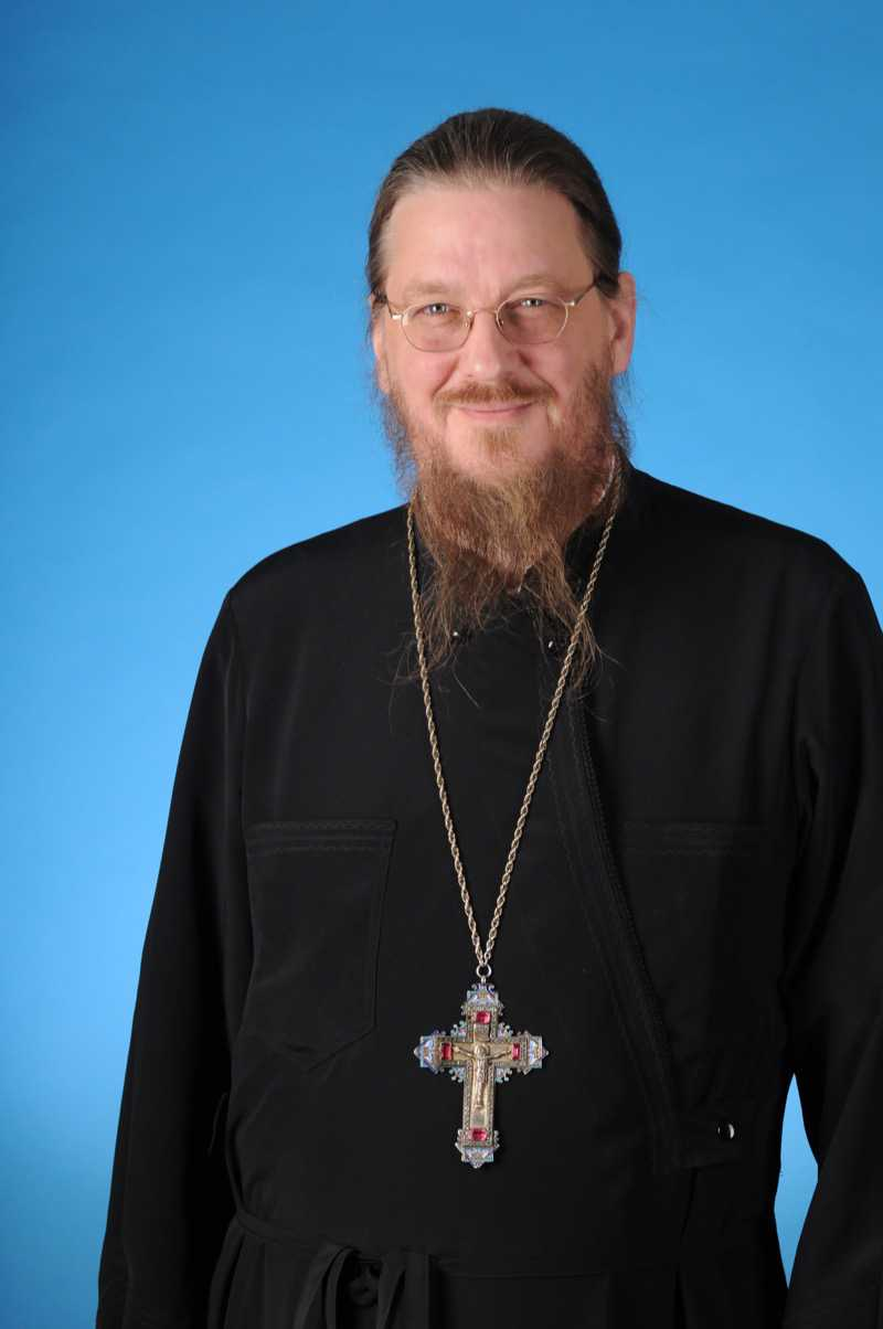 Anastasia Dumitrescu clergy in ny - orthodox church in america