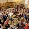 Metropolitan Tikhon visits St. Joseph Church, Wheaton, IL