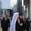 Metropolitan Tikhon attends Ground Blessing for St. Nicholas Shrine at WTC