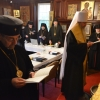 Holy Synod elects nominees for vacant Sees, Auxiliary Bishop