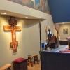Metropolitan Tikhon visits Transfiguration Monastery, Ellwood City, PA