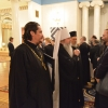 US Ambassador Tefft welcomes Metropolitan Tikhon, delegation to Spaso House