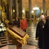 OCA delegation returns from visit to Russian Orthodox Church