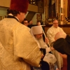 Bishop-Elect Paul addresses bishops, clergy and faithful at Vespers