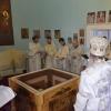 Metropolitan Tikhon consecrates Perth Amboy, NJ's St. Spiridon Church