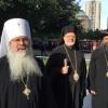 Metropolitan Tikhon attends NYC Papal gathering