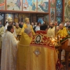 Metropolitan Tikhon presides at 100th Anniversary of Holy Transfiguration Church, New Haven, CT