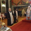 Metropolitan Tikhon celebrates the Nativity at St. Tikhon's Monastery