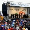 Orthodox presence at annual DC March for Life