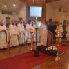 Metropolitan Tikhon presides at St. Vladimir's Seminary Commencement