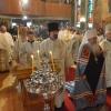 Archbishop Demetrios delivers commencement address at STOTS graduation