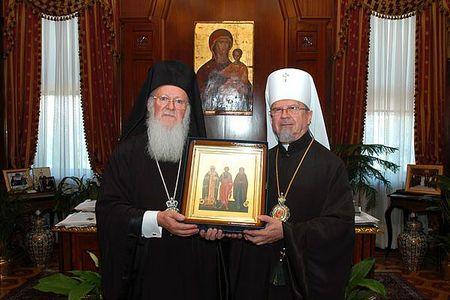 Ecumenical Patriarch Bartholom