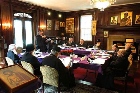 Holy Synod of Bishops issues c