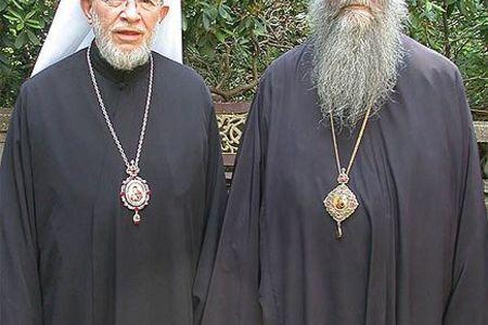 Serbian Hierarch visits OCA Ch