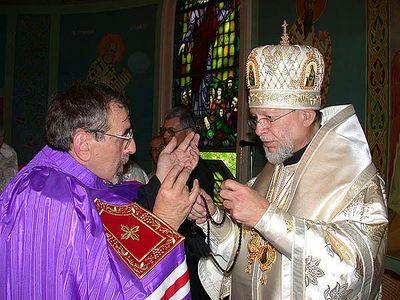 Archimandrite Nikon consecrate
