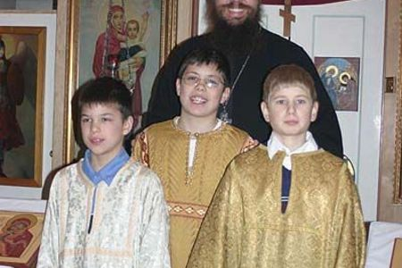 St. Lazarus Orthodox Mission -