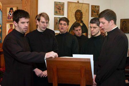 Seminarians Participate in Fif