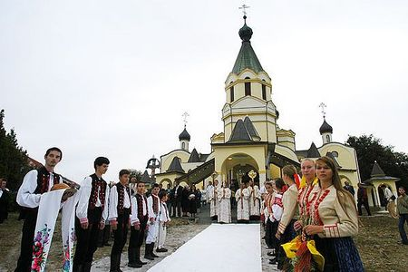 Visit to the Church of Czech L