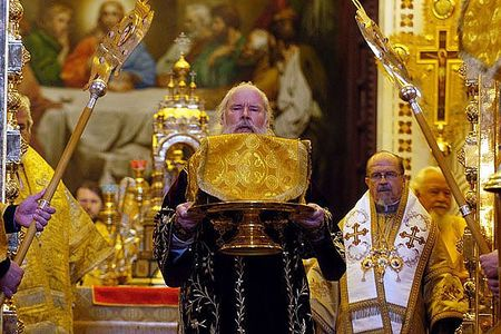 The 75th Birthday and Enthrone