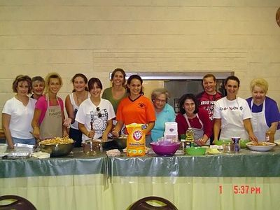 2005 Fundraisers for the Chris