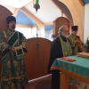 Metropolitan Tikhon, Archbishop Michael visit Holy Trinity Church, Elmira Heights, NY