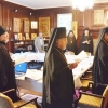 Holy Synod of Bishops gathers for Fall Session