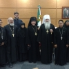 Metropolitan Tikhon visits Diocese of Mexico