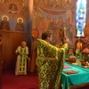 Metropolitan Tikhon honors Fr. Glagolev on visit to East Meadow, NY parish
