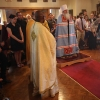 Metropolitan Tikhon visits St. Vladimir's Seminary