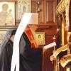 Metropolitan Tikhon presides at Holy Synod Fall Session