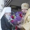 Metropolitan Tikhon presides at Liturgy at NYC's St. Nicholas Cathedral